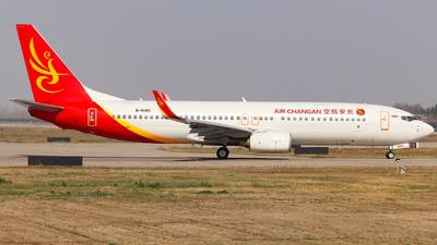 B-5180 - Boeing 737-8FH - Air Changan