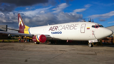 HK-5228X - Boeing 737-4B6(SF) - Aer Caribe