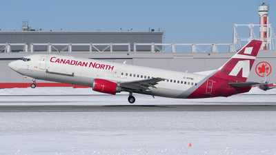 C-FFNC - Boeing 737-406(C) - Canadian North