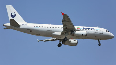 EP-API - Airbus A320-231 - Iran Aseman Airlines