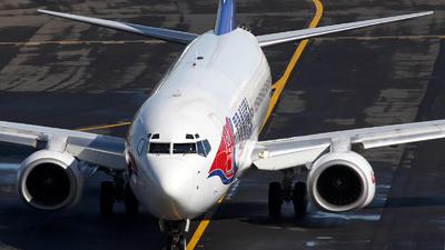 OK-TVD - Boeing 737-86N - Travel Service