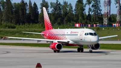 RA-89134 - Sukhoi Superjet 100-95B - Rossiya Airlines