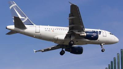 A picture of YRASC - Airbus A318111 - Tarom - © Mihai Cioponea