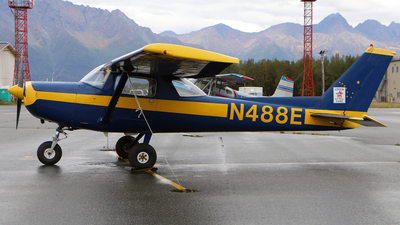 A picture of N488E - Cessna 152 - [15279654] - © Jeroen Stroes