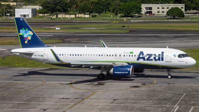 A picture of PRYYE - Airbus A320251N - Azul Linhas Aereas - © Eduardo Salesp