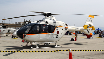 8812 - Airbus Helicopters H135 - Japan - Maritime Self Defence Force (JMSDF)