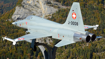 J-3008 - Northrop F-5E Tiger II - Switzerland - Air Force
