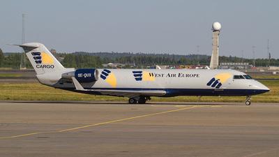 SE-DUX - Bombardier CRJ-200PF - West Air Europe