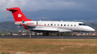 N280BA - Gulfstream G280 - Private