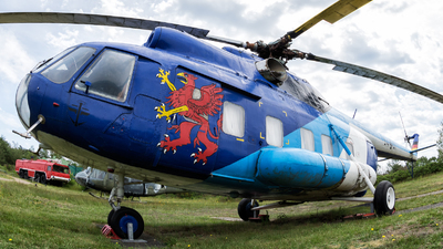 94-01 - Mil Mi-8T Hip - Germany - Navy