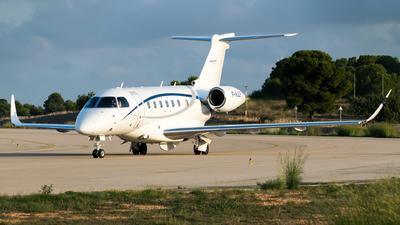 A picture of FHJLP - Embraer Praetor 600 -  - © Fabrizio Spicuglia