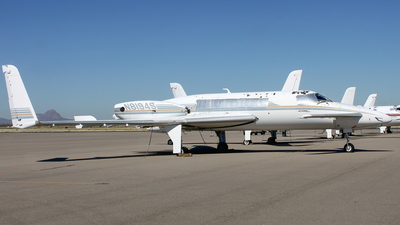 N8194S - Beechcraft 2000A Starship - Private