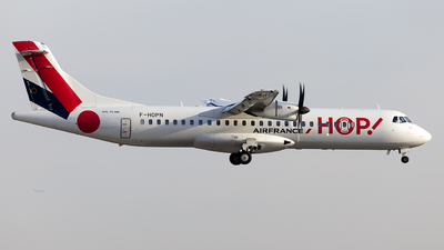 A picture of FHOPN - ATR 72600 - [1288] - © Matteo Mariani