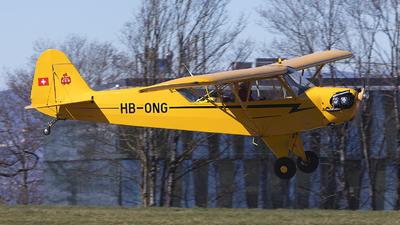 A picture of HBONG - Piper J3C65 Cub - [13032] - © Alex