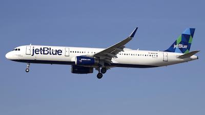 N992JB - Airbus A321-231 - jetBlue Airways