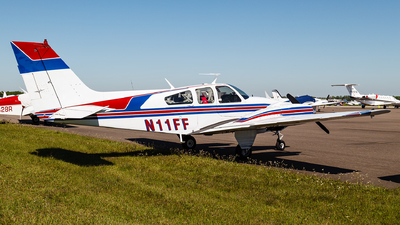 N11FF - Beechcraft 95-D55 Baron - Private