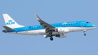 A picture of PHEXO - Embraer E175STD - KLM - © Teemu Pesonen