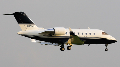 N605CL - Bombardier CL-600-2B16 Challenger 605 - Private