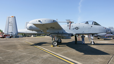 82-0653 - Fairchild A-10C Thunderbolt II - United States - US Air Force (USAF)