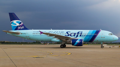 YA-TTD - Airbus A320-214 - Safi Airways