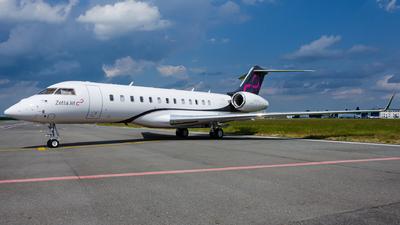 N688ZJ - Bombardier BD-700-1A10 Global 6000 - Zetta Jet