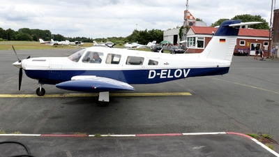 D-ELOV - Piper PA-32RT-300T Turbo Lance II - Private