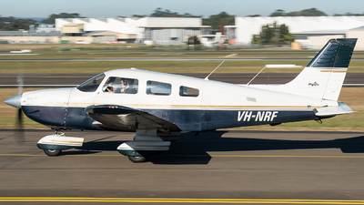 VH-NRF - Piper PA-28-181 Archer III - Sydney Aviators Flying Club