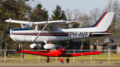 PH-AVF - Reims-Cessna F172P Skyhawk II - Private