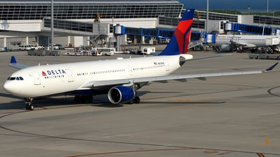 N857NW - Airbus A330-223 - Delta Air Lines