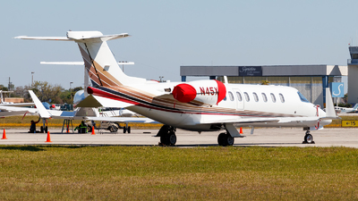 N45XP - Bombardier Learjet 45 - XPress Air