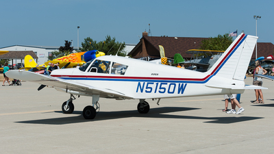 N5150W - Piper PA-28-160 Cherokee - Private