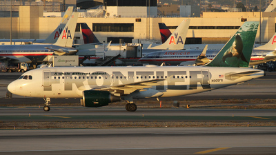 N905FR - Airbus A319-111 - Frontier Airlines