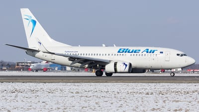 YR-BMR - Boeing 737-7K2 - Blue Air