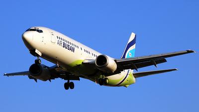 HL7513 - Boeing 737-48E - Air Busan