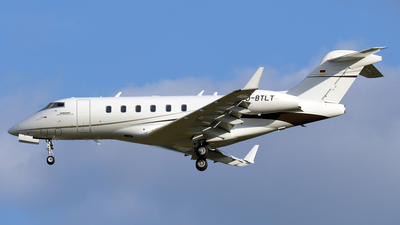 D-BTLT - Bombardier BD-100-1A10 Challenger 300 - MHS Aviation