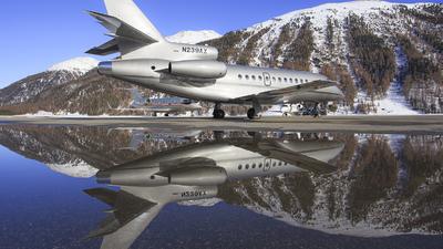 N239AX - Dassault Falcon 900 - Private