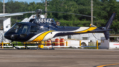 N5854Z - Eurocopter AS 350B2 Ecureuil - Private