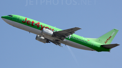 CN-RPC - Boeing 737-4K5 - Jet4You