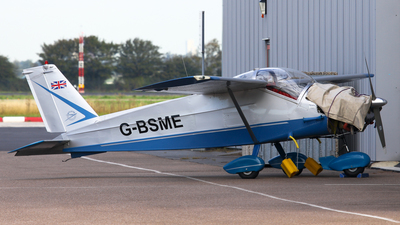 G-BSME - Bolkow Bo208C Junior - Private