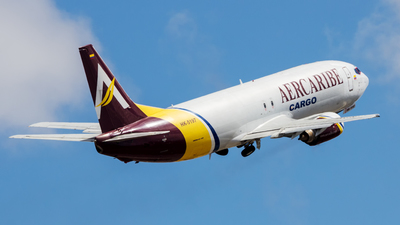 HK-5197 - Boeing 737-476(SF) - Aer Caribe