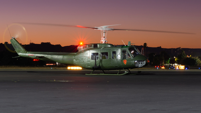 N503TW - Bell UH-1H Iroquois - Private