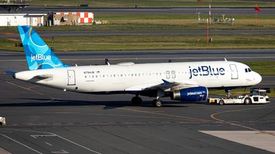 N794JB - Airbus A320-232 - jetBlue Airways