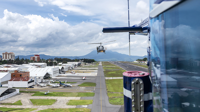 119 - Bell 206B JetRanger III - Guatemala - Air Force