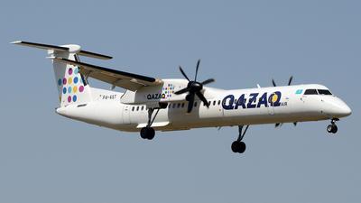 P4-AST - Bombardier Dash 8-Q402 - Qazaq Air
