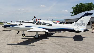 N80FA - Cessna 310R - Private