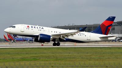 N134DU - Airbus A220-171 - Delta Air Lines