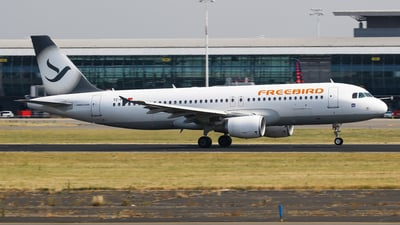 TC-FBV - Airbus A320-214 - Freebird Airlines