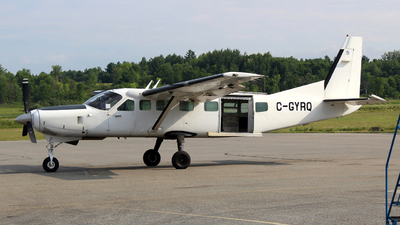 A picture of CGYRQ - Cessna 208B Grand Caravan - [208B0357] - © Guy Langlois