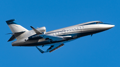 N232SF - Dassault Falcon 900DX - Private