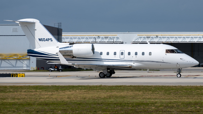 A picture of N604PS - Bombardier Challenger 604 - Delta Private Jets - © C10 Photo